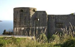 Fortress in Herceg Novi. Montenegro Stock Photography