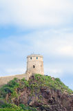 Fortress Royalty Free Stock Photo