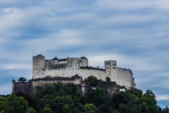 Fortress Hohensalzburg Stock Photos