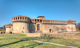 Fortress of Imola Royalty Free Stock Photo