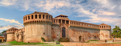 Fortress of Imola Royalty Free Stock Images
