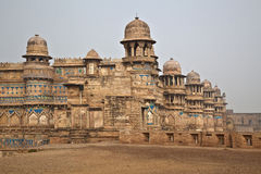 Fortress in India Royalty Free Stock Photo