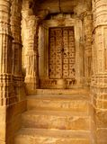 Fortress in Jaisalmer, india Royalty Free Stock Images