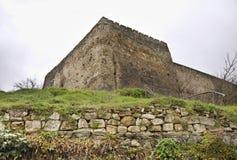Fortress in Jajce. Bosnia and Herzegovina.  Royalty Free Stock Photos