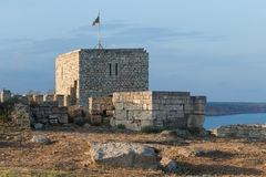 Fortress Kaliakra Royalty Free Stock Images