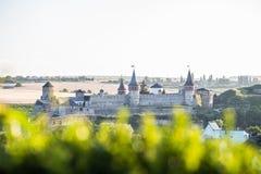 Fortress Kamenetz-Podolsk Royalty Free Stock Images