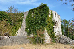 The fortress of Karlobag, Croatia Stock Photography
