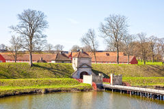 Fortress of Kastellet Stock Image