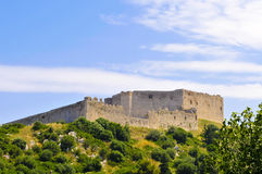 Fortress of kastro, greece Stock Photography