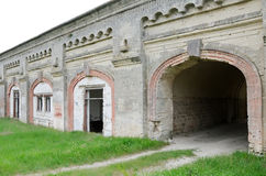Fortress Kerch Royalty Free Stock Images