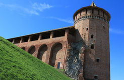 FORTRESS, KOLOMNA, KREMLIN, TOWER Stock Photography