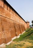 Fortress in Kolomna, Russia Royalty Free Stock Photos