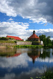 Fortress Korela (Kareliya). Travel to Kareliya by car. Vicinities lake Ladoga. An ancient Russian fortress Stock Photography