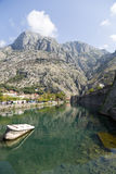 Fortress of Kotor Stock Photography