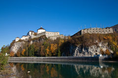 Fortress of Kufstein Stock Images