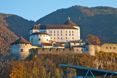Fortress of Kufstein Royalty Free Stock Photo