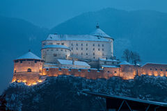Fortress of Kufstein Royalty Free Stock Image