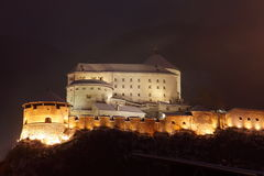 Fortress of Kufstein Stock Photography