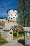 Fortress of Kufstein Royalty Free Stock Photos