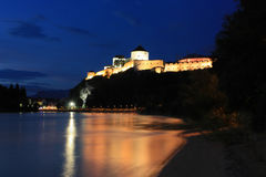 Fortress kufstein Royalty Free Stock Photos