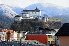 Fortress of Kufstein Stock Photo