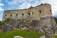 Fortress of Kufstein Stock Photos
