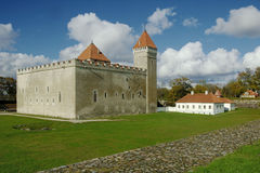 Fortress in Kuressaare Stock Photo