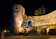Fortress at Kusadasi Turkey Royalty Free Stock Images