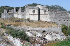 Fortress Lesendro Royalty Free Stock Image