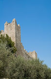 Fortress of the Lion. Castiglione del Lago. Umbria Stock Images