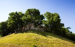 Fortress. Located in the city of Grodno, Belarus Stock Image