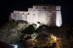 Fortress Lovrijenac, Dubrovnik Royalty Free Stock Images