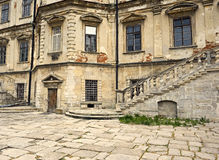 Fortress in Lviv Royalty Free Stock Image