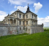 Fortress in Lviv Royalty Free Stock Photos