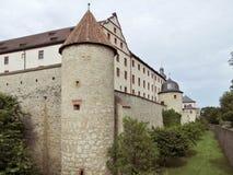 Fortress Marienberg Royalty Free Stock Photos