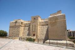 Fortress in Masaskala, Malta. Old Fortress in Masaskala, Malta Stock Photos