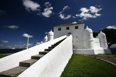 Fortress Mont Serrat Brazil Royalty Free Stock Images