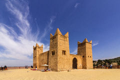 Fortress named Kasbah Ras el-Ain, in Asserdoun Royalty Free Stock Images