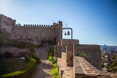 Fortress Narikala Royalty Free Stock Image