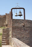 Fortress Narikala, Tbilisi, Georgia Stock Photo