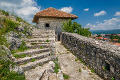 Fortress of Niksic town Stock Images