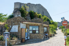 Fortress in Oreshak Lovech, Bulgaria royalty free stock image