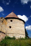 Fortress Oreshek Shlisselburg. Autotravel to north of Russia Stock Photography