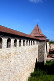 Fortress Oreshek Shlisselburg. Autotravel to north of Russia Royalty Free Stock Images