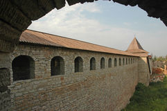 Fortress Oreshek Shlisselburg Royalty Free Stock Photo