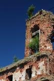 Fortress Oreshek in Shlisselburg Stock Image