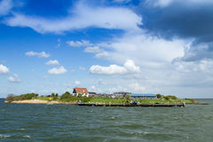 Fortress Pampus Royalty Free Stock Photo