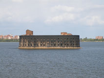 Fortress of Peter the Great Stock Images