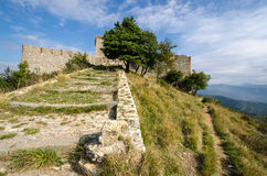 Fortress Puin Royalty Free Stock Images