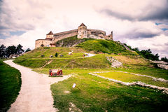 Fortress Rasnov Royalty Free Stock Image